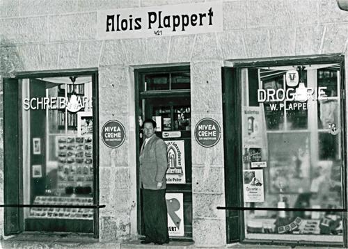 DrogeriePlappert_alt_1952_WillyPlappert58cba30e1be29