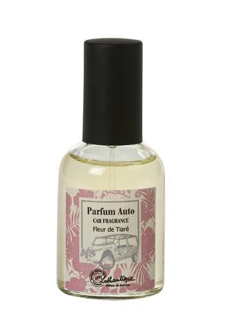 LOTHANTIQUE Kleine Autodüfte - Les petits parfum's Auto -Tiarè