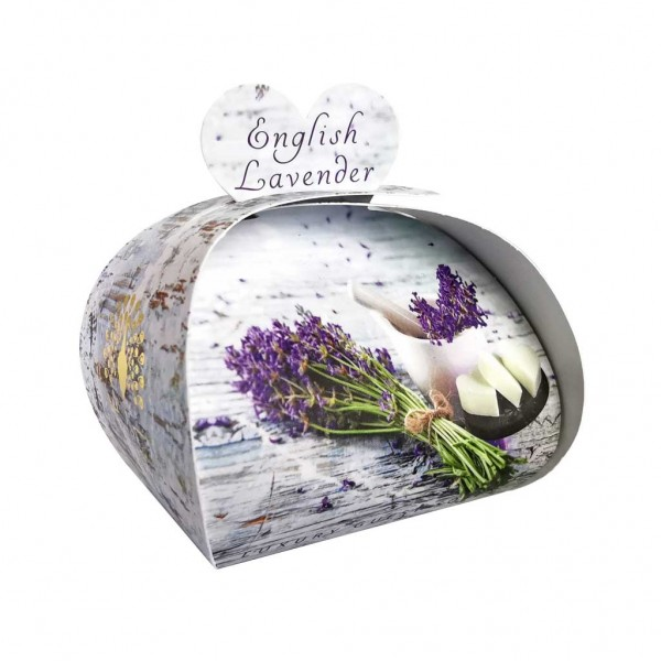 ESC English Lavender Luxury Guest Soap
