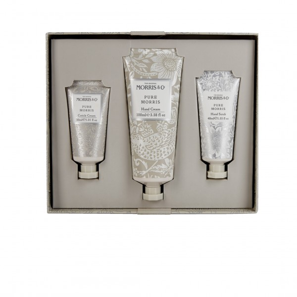 MORRIS & CO Hand Care Trilogy