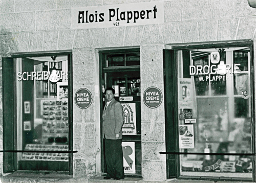 DrogeriePlappert_alt_1952_WillyPlappert
